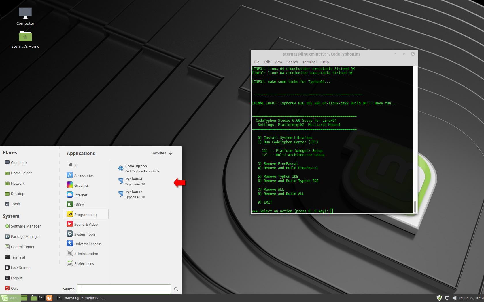 linux mint 10 download 64 bit