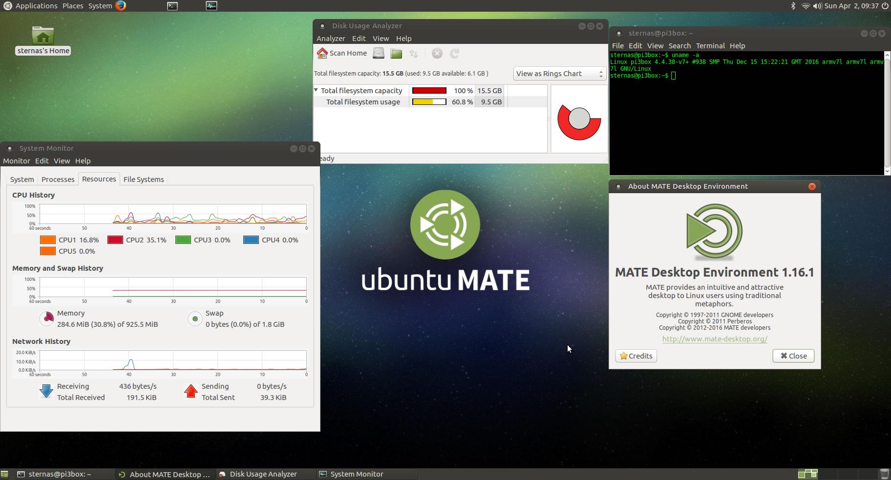 CT on Ubuntu 16 04 armhf