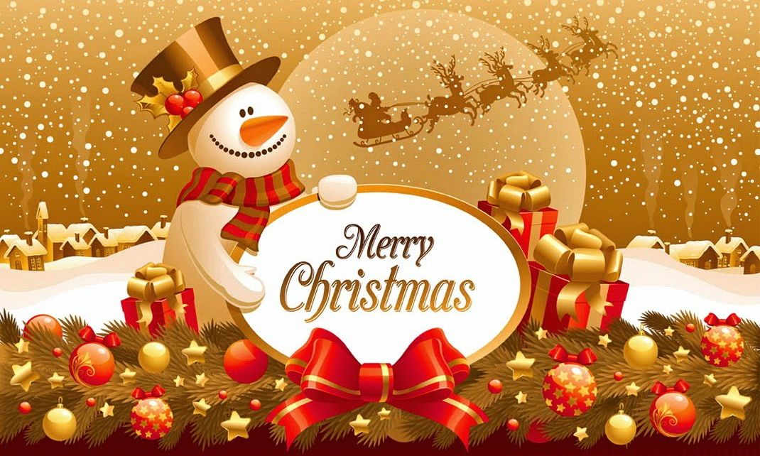 Merry Christmas 2019 - Index